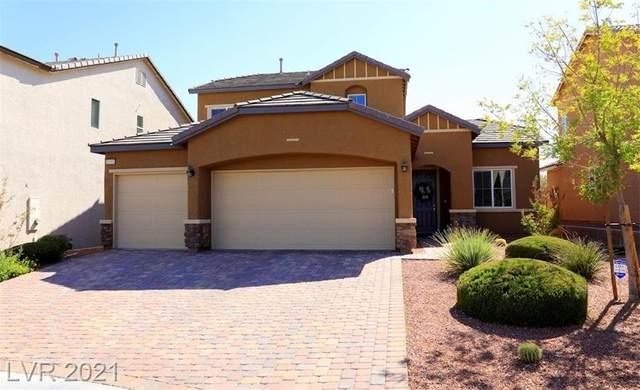 10509 Ingelow Court, Las Vegas, NV 89166 (MLS #2337078) :: Signature Real Estate Group