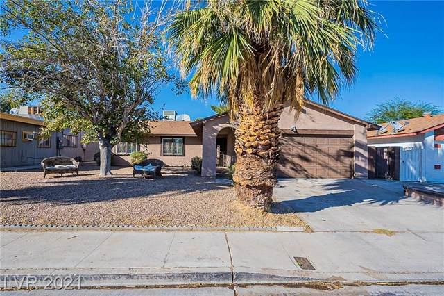 4332 Chafer Drive, Las Vegas, NV 89121 (MLS #2337107) :: Jeffrey Sabel