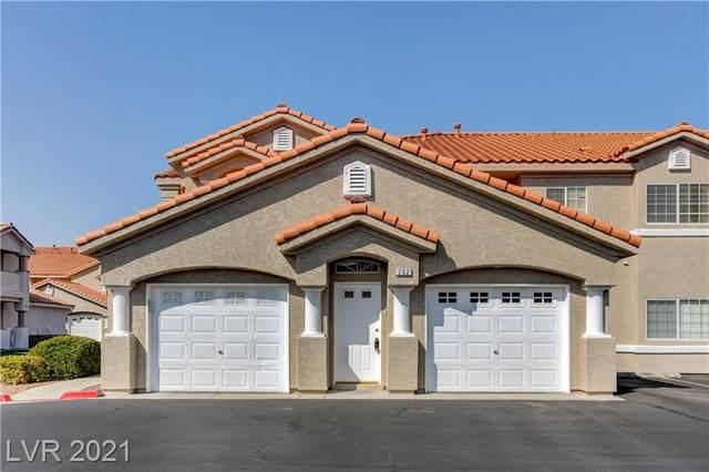 3327 Erva Street #202, Las Vegas, NV 89117 (MLS #2337109) :: Coldwell Banker Premier Realty