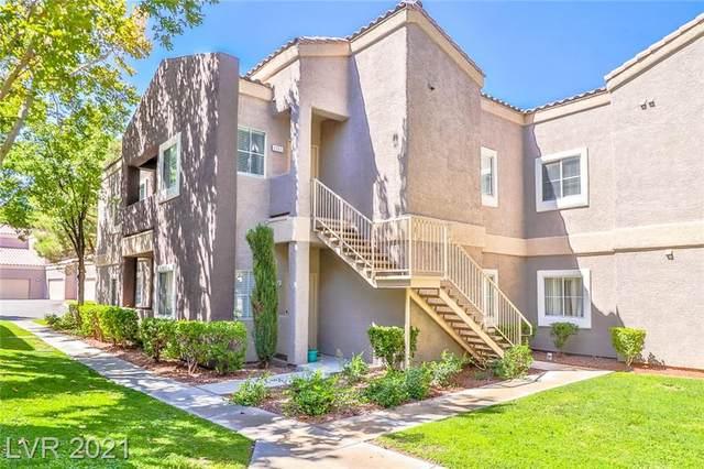 5250 Rainbow Boulevard #2061, Las Vegas, NV 89118 (MLS #2337144) :: Signature Real Estate Group