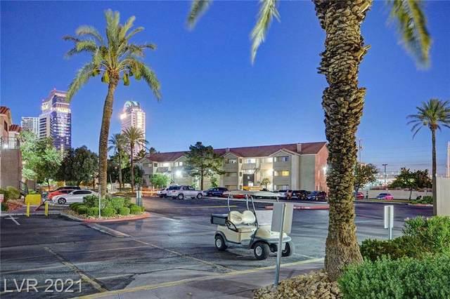 4200 S Valley View Boulevard #1007, Las Vegas, NV 89103 (MLS #2337151) :: Alexander-Branson Team | Realty One Group