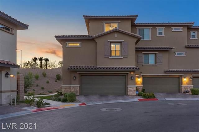 193 Lomita Heights Drive, Las Vegas, NV 89138 (MLS #2337187) :: Coldwell Banker Premier Realty