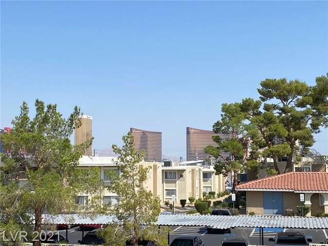 3683 Lucido Drive #21, Las Vegas, NV 89103 (MLS #2337195) :: Coldwell Banker Premier Realty