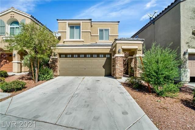 10226 Danskin Drive, Las Vegas, NV 89166 (MLS #2337196) :: Signature Real Estate Group