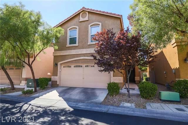 9125 Tom Sawyer Street, Las Vegas, NV 89113 (MLS #2337250) :: Alexander-Branson Team | Realty One Group