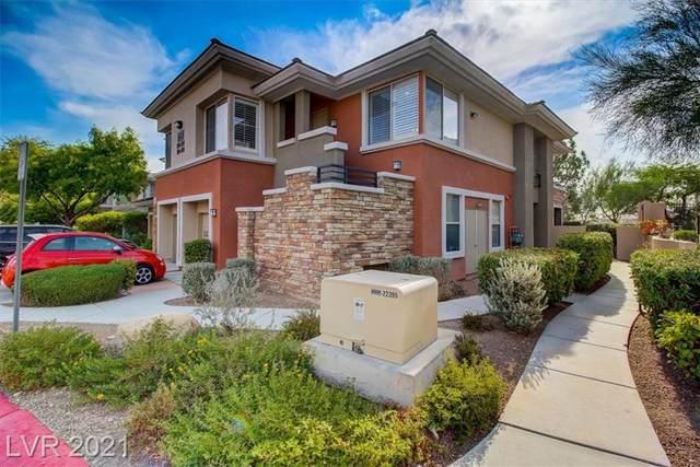 664 Peachy Canyon Circle #204, Las Vegas, NV 89144 (MLS #2337259) :: Coldwell Banker Premier Realty