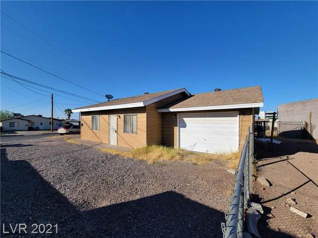 210 Platinum Street, Henderson, NV 89015 (MLS #2337273) :: The TR Team