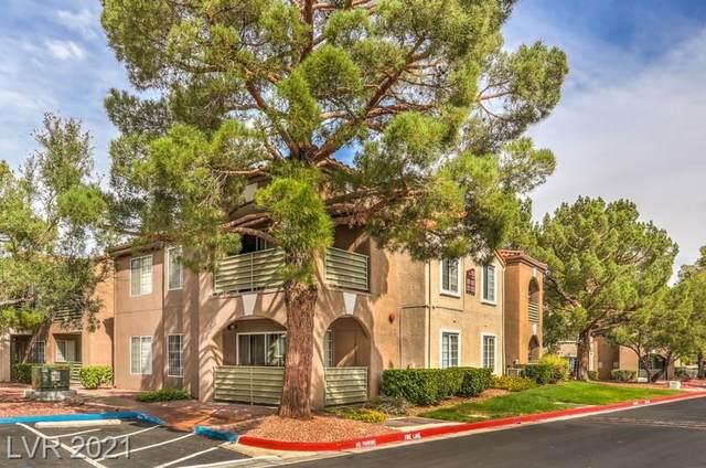 2101 Sealion Drive #107, Las Vegas, NV 89128 (MLS #2337294) :: Keller Williams Realty