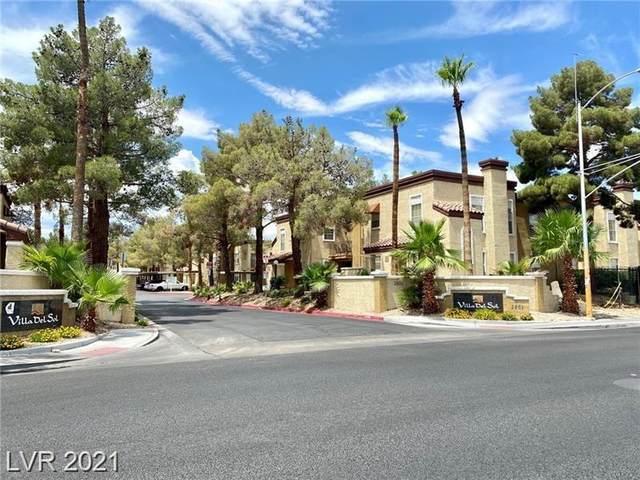 2801 N Rainbow Boulevard #262, Las Vegas, NV 89108 (MLS #2337321) :: The TR Team