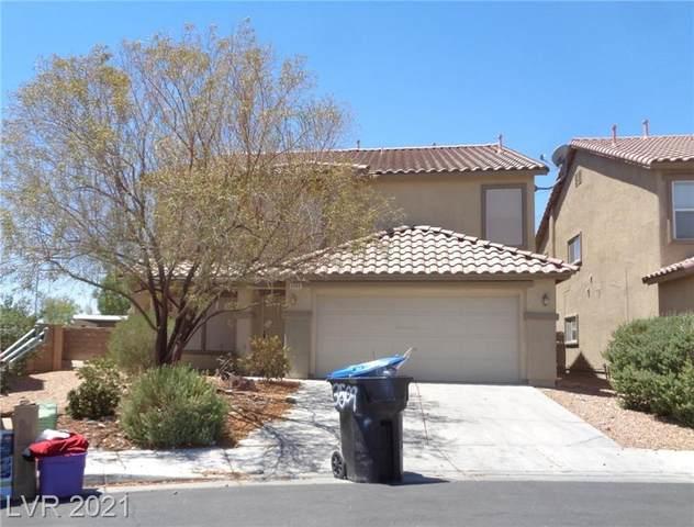 3509 Kendall Point Avenue, North Las Vegas, NV 89081 (MLS #2337336) :: Team Michele Dugan