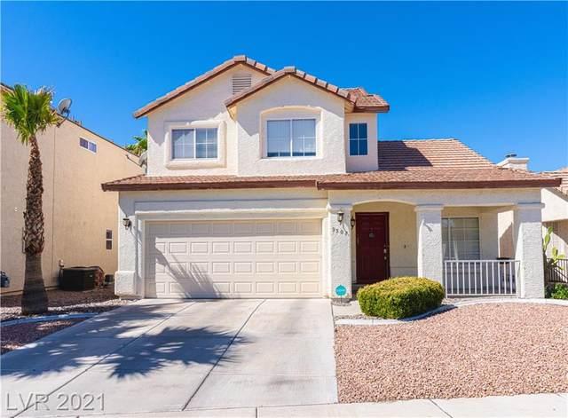 9507 Soloshine Street, Las Vegas, NV 89123 (MLS #2337353) :: The TR Team