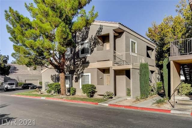 5250 S Rainbow Boulevard #1107, Las Vegas, NV 89118 (MLS #2337366) :: Coldwell Banker Premier Realty