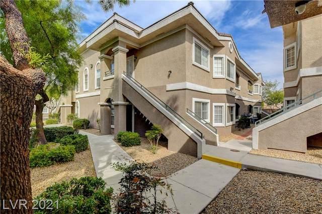 9330 W Maule Avenue #111, Las Vegas, NV 89148 (MLS #2337386) :: Alexander-Branson Team   Realty One Group