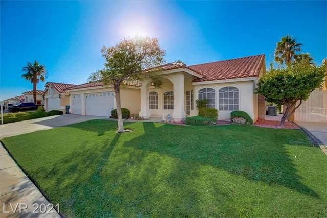 7943 Trail Dust Drive, Las Vegas, NV 89113 (MLS #2337394) :: Signature Real Estate Group