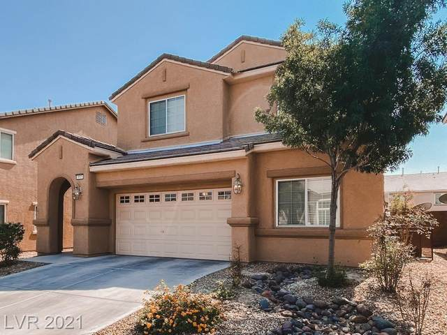 117 Iron Summit Avenue, North Las Vegas, NV 89031 (MLS #2337398) :: Coldwell Banker Premier Realty