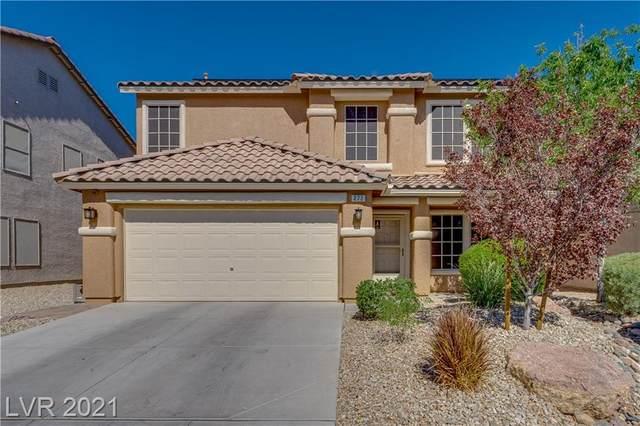272 Bella Calabria Avenue, Las Vegas, NV 89183 (MLS #2337424) :: Coldwell Banker Premier Realty