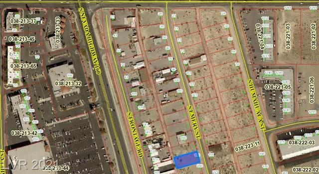 190 Emery Street, Pahrump, NV 89048 (MLS #2337466) :: Keller Williams Realty