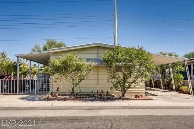 3510 Lost Hills Drive, Las Vegas, NV 89122 (MLS #2337469) :: Keller Williams Realty