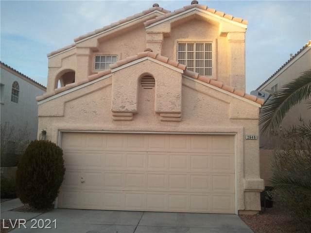 2646 Calypso Court, Las Vegas, NV 89121 (MLS #2337513) :: The TR Team