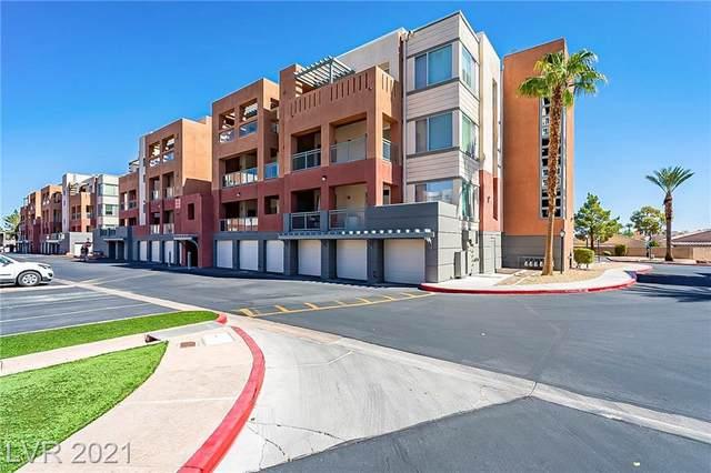 83 E Agate Avenue #205, Las Vegas, NV 89123 (MLS #2337515) :: Jeffrey Sabel