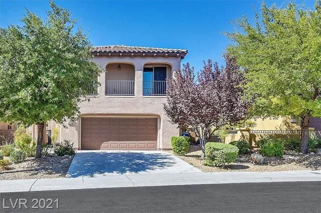 11924 Orense Drive, Las Vegas, NV 89138 (MLS #2337521) :: Coldwell Banker Premier Realty