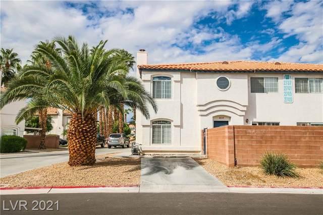 2737 Stargate Street, Las Vegas, NV 89108 (MLS #2337560) :: Alexander-Branson Team | Realty One Group