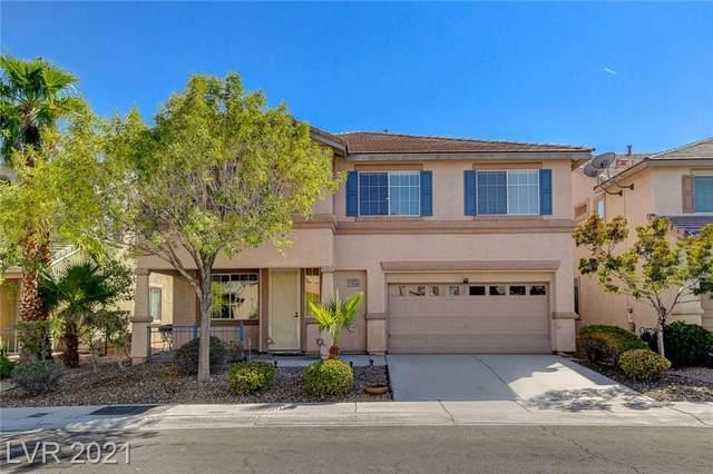 11035 Onslow Court, Las Vegas, NV 89135 (MLS #2337562) :: Signature Real Estate Group