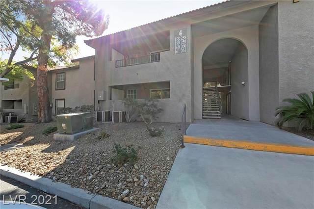 2606 S Durango Drive #260, Las Vegas, NV 89117 (MLS #2337573) :: Keller Williams Realty