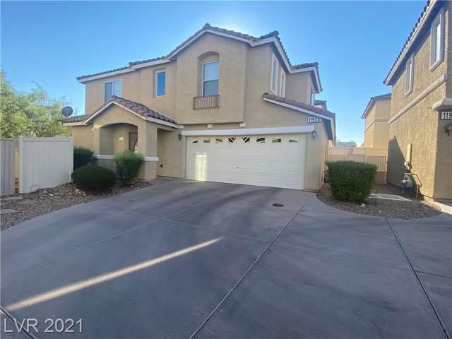11925 Haven Street, Las Vegas, NV 89183 (MLS #2337598) :: Jeffrey Sabel