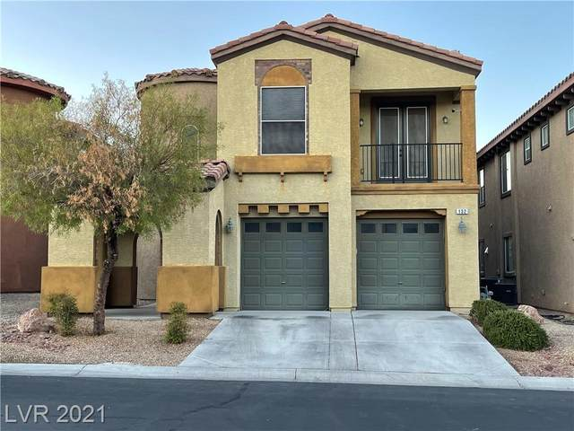 132 Honors Course Drive, Las Vegas, NV 89148 (MLS #2337616) :: Coldwell Banker Premier Realty