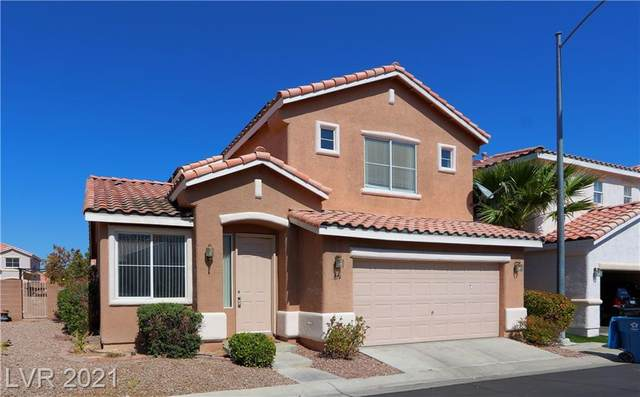 814 Rocky Park Court, Las Vegas, NV 89123 (MLS #2337669) :: Alexander-Branson Team | Realty One Group