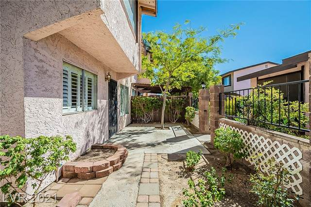 4363 Spencer Street #14, Las Vegas, NV 89119 (MLS #2337683) :: Coldwell Banker Premier Realty