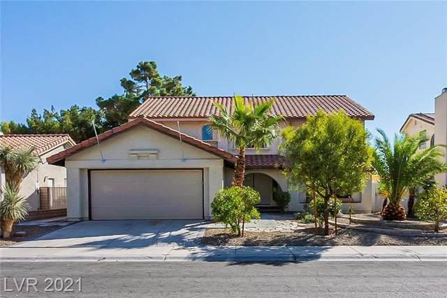 2820 Waterview Drive, Las Vegas, NV 89117 (MLS #2337755) :: Hebert Group | eXp Realty
