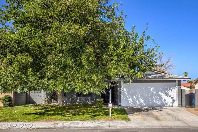 1573 Gateway Avenue, Las Vegas, NV 89104 (MLS #2337758) :: Keller Williams Realty