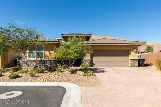 5841 Heavenly Midst Lane, Las Vegas, NV 89135 (MLS #2337857) :: Signature Real Estate Group