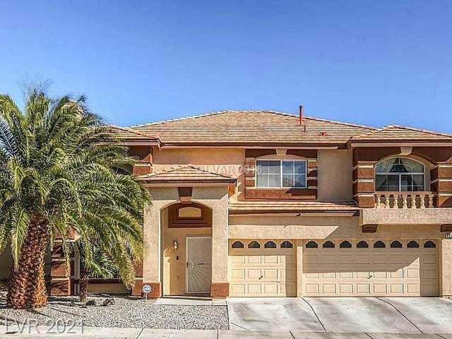 8612 Copper Mine Avenue, Las Vegas, NV 89129 (MLS #2337879) :: ERA Brokers Consolidated / Sherman Group