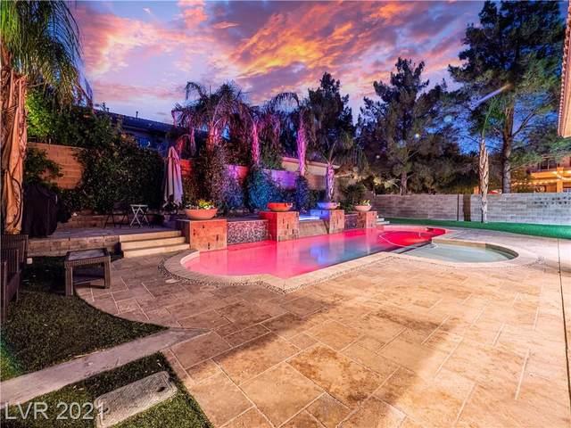 10603 Porta Romana Court, Las Vegas, NV 89141 (MLS #2337889) :: Coldwell Banker Premier Realty