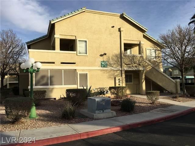 1450 Jamielinn Lane #101, Las Vegas, NV 89110 (MLS #2337894) :: Jeffrey Sabel