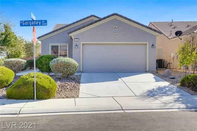 2355 Garganey Avenue, North Las Vegas, NV 89084 (MLS #2337895) :: Alexander-Branson Team   Realty One Group