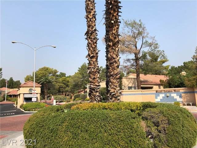 2851 S Valley View Boulevard #1160, Las Vegas, NV 89102 (MLS #2337925) :: Signature Real Estate Group