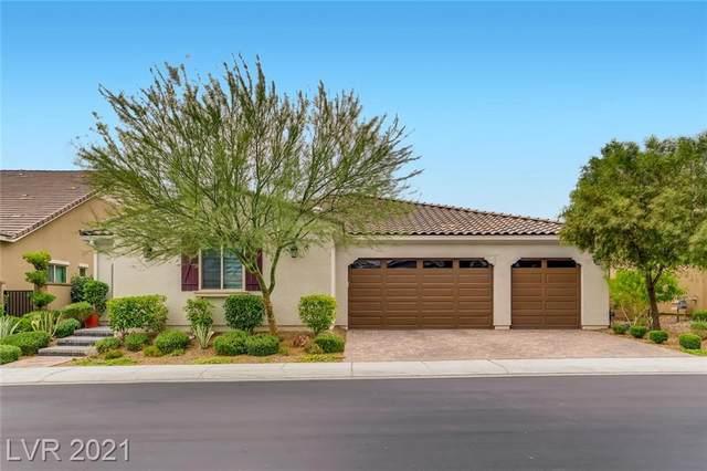 9335 Las Haciendas Road, Las Vegas, NV 89148 (MLS #2337965) :: Jeffrey Sabel