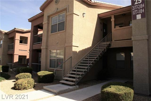8000 Badura Avenue #2179, Las Vegas, NV 89113 (MLS #2337986) :: The TR Team