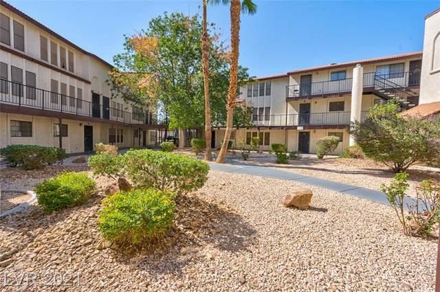 2080 Karen Avenue #30, Las Vegas, NV 89169 (MLS #2338038) :: Jeffrey Sabel