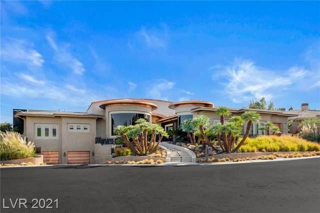 29 Promontory Ridge Drive, Las Vegas, NV 89135 (MLS #2338044) :: The Melvin Team