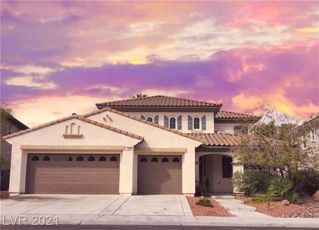 959 Armandito Drive, Las Vegas, NV 89138 (MLS #2338083) :: Team Michele Dugan