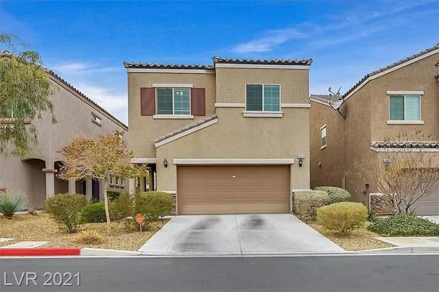 6813 Dragonfly Rock Street, Las Vegas, NV 89148 (MLS #2338087) :: Jeffrey Sabel