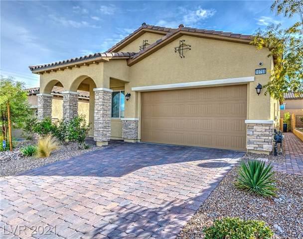 10755 Blackrock Canyon Avenue, Las Vegas, NV 89166 (MLS #2338092) :: Jack Greenberg Group