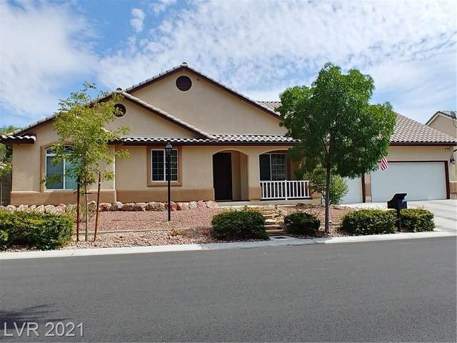 7440 Real Quiet Drive, Las Vegas, NV 89131 (MLS #2338113) :: The Wright Group