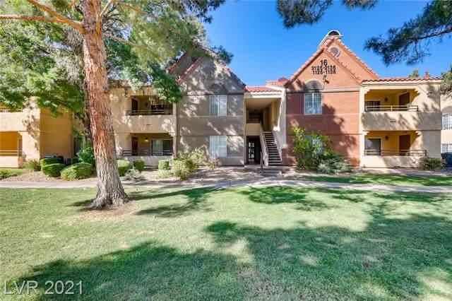 2200 S Fort Apache Road #1135, Las Vegas, NV 89117 (MLS #2338120) :: Coldwell Banker Premier Realty
