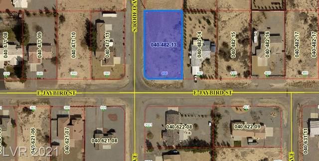 400 E Jaybird Street, Pahrump, NV 89048 (MLS #2338137) :: Alexander-Branson Team | Realty One Group
